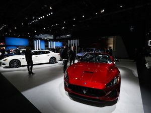 New York Uluslararası Otomobil Fuarı başlıyor