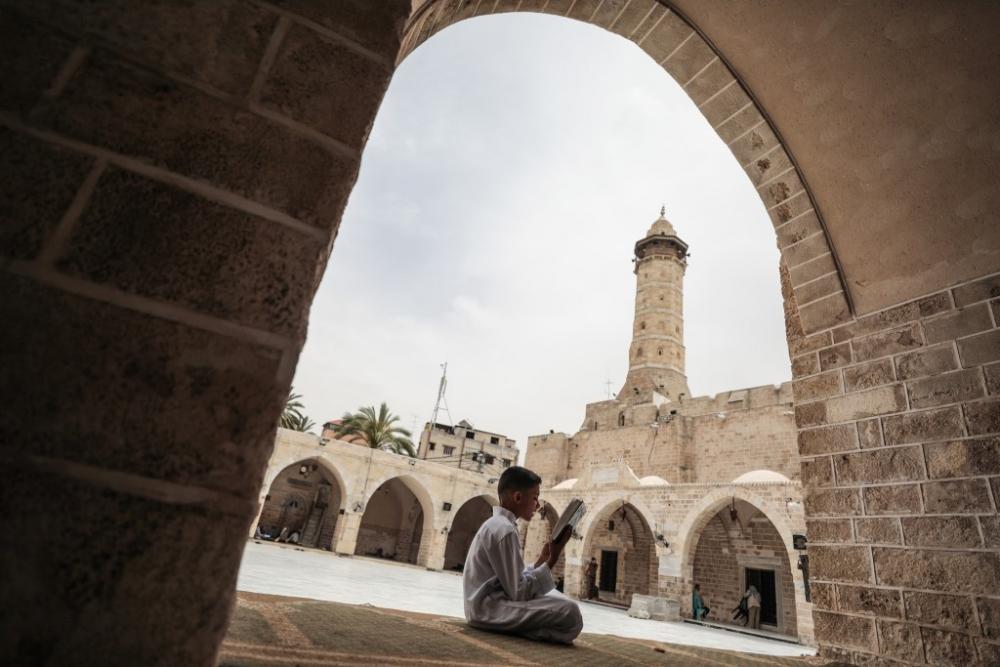 Gazze'de Ramazan galerisi resim 1
