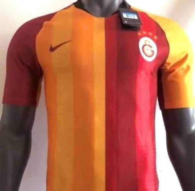 Galatasaray'ın yeni forması sosyal medyaya sızdı galerisi resim 3