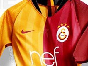 Galatasaray'ın yeni forması sosyal medyaya sızdı