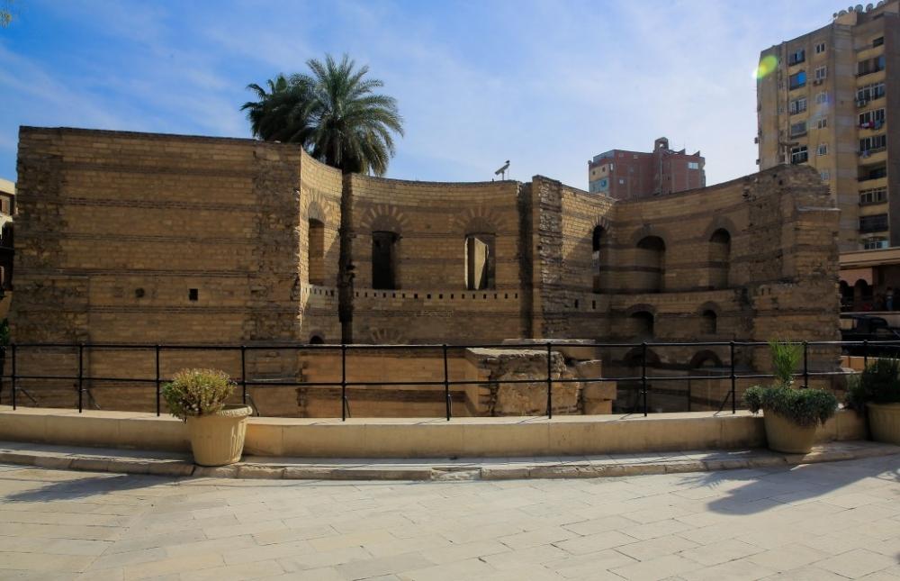 """Müslümanlara Mısır'ın kapılarını açan fetih """"Babil Kalesi"""" galerisi resim 2"""