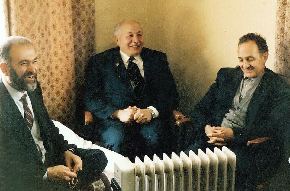 Arşiv fotoğraflarıyla Türkiye siyaseti galerisi resim 1