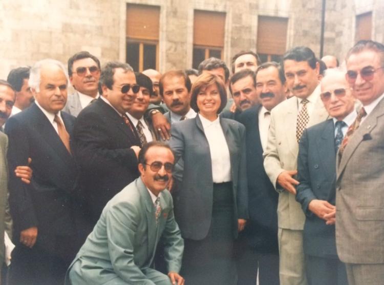 Arşiv fotoğraflarıyla Türkiye siyaseti galerisi resim 12