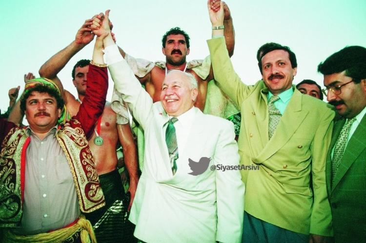 Arşiv fotoğraflarıyla Türkiye siyaseti galerisi resim 3
