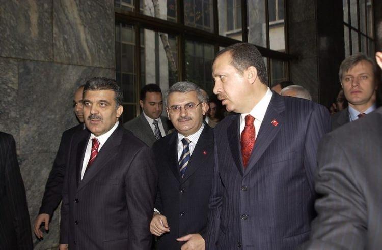 Arşiv fotoğraflarıyla Türkiye siyaseti galerisi resim 30