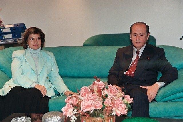 Arşiv fotoğraflarıyla Türkiye siyaseti galerisi resim 32