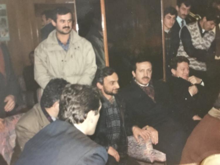 Arşiv fotoğraflarıyla Türkiye siyaseti galerisi resim 4