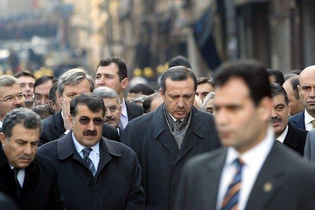 Arşiv fotoğraflarıyla Türkiye siyaseti galerisi resim 43