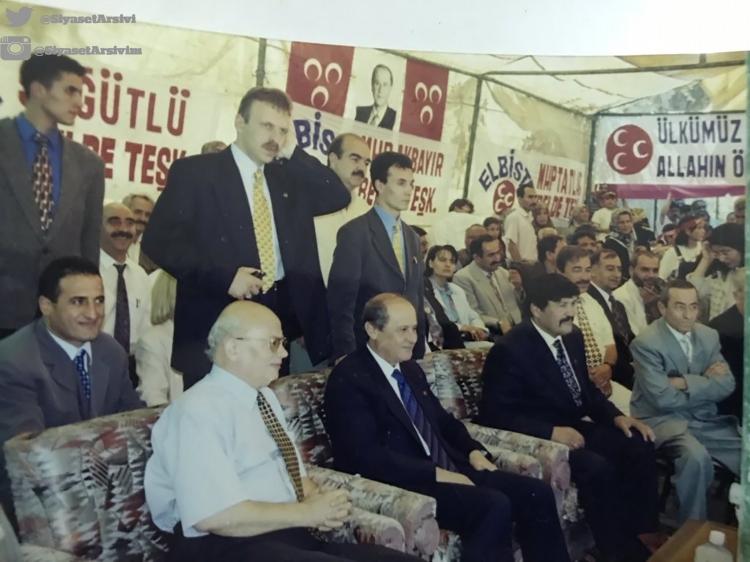 Arşiv fotoğraflarıyla Türkiye siyaseti galerisi resim 6