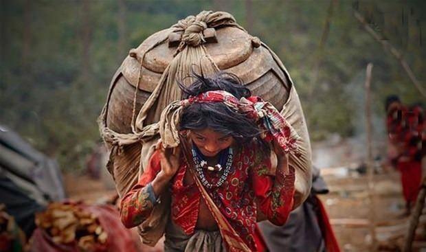 Raute dünyanın en ilkel kabilesi: Kabilede biri öldüğü zaman... galerisi resim 13
