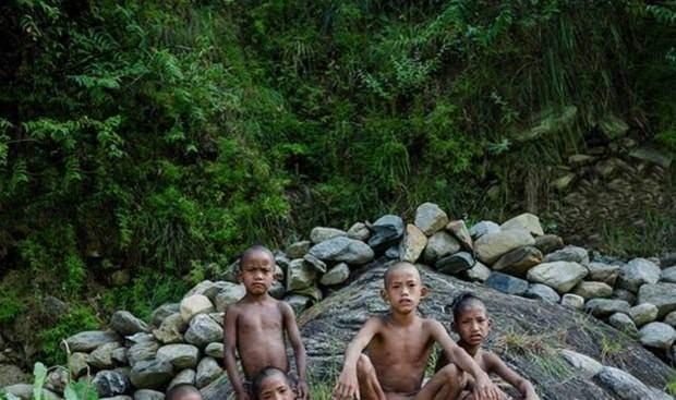 Raute dünyanın en ilkel kabilesi: Kabilede bir öldüğü zaman... galerisi resim 16