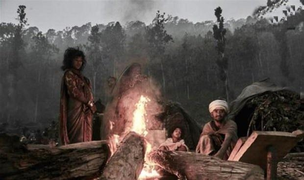 Raute dünyanın en ilkel kabilesi: Kabilede bir öldüğü zaman... galerisi resim 17