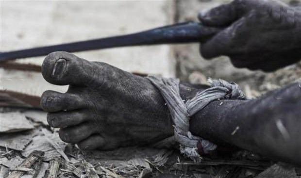 Raute dünyanın en ilkel kabilesi: Kabilede bir öldüğü zaman... galerisi resim 18
