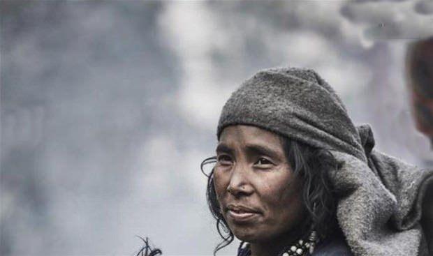 Raute dünyanın en ilkel kabilesi: Kabilede biri öldüğü zaman... galerisi resim 19