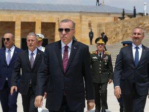 YAŞ, Erdoğan başkanlığında toplandı