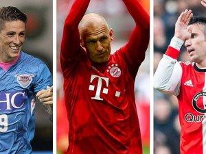 Bu yıl emekli olan yıldız futbolcular