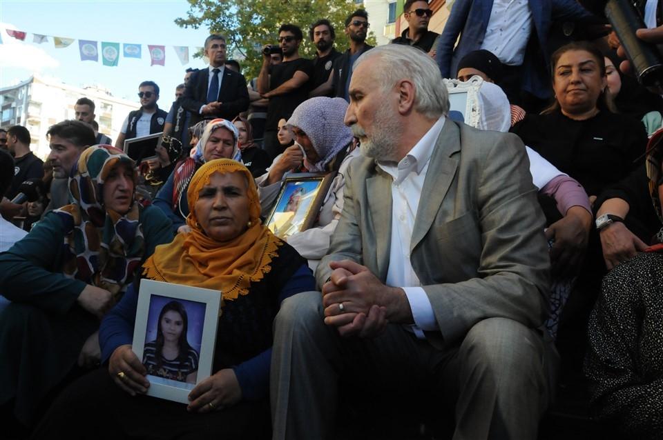 Sanatçılardan Diyarbakır annelerine destek galerisi resim 11