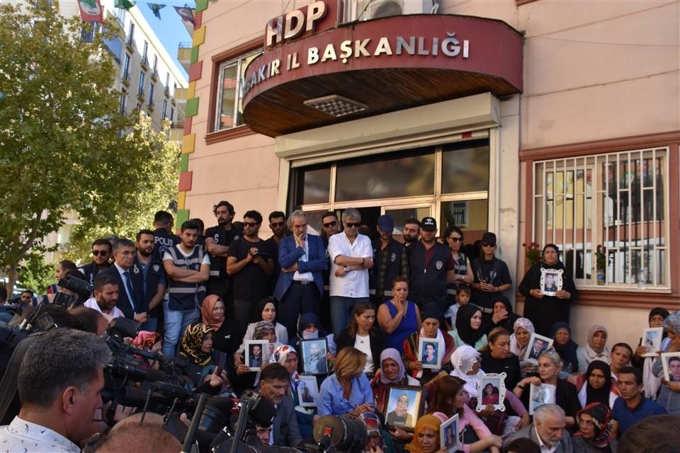 Sanatçılardan Diyarbakır annelerine destek galerisi resim 20