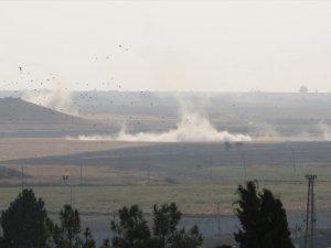 Barış Pınarı Harekatı'ndan ilk görüntüler