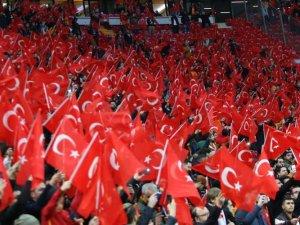 Galatasaray tribünlerinden sessiz çığlık