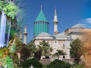 Konya'da görülmesi gereken yerler...