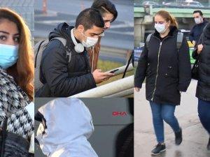 İstanbul'da bu sabah: Vatandaşlar böyle görüntülendi!