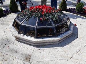 TBMM'de 15 Temmuz şehitler anıtı açıldı