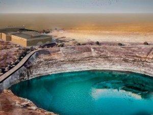 Konya'da 'Tarihi Obruk Hanı' turizme kazandırılıyor