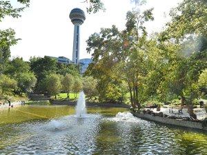 Ankara'da en çok tercih edilen parklar