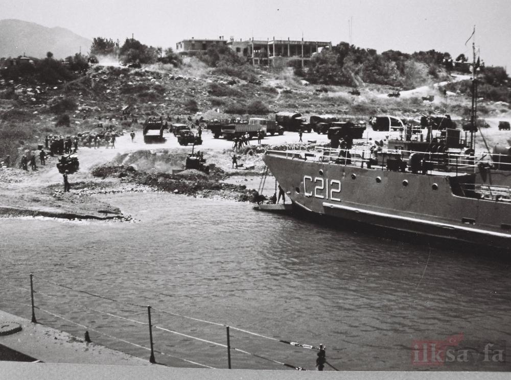 Kıbrıs Barış Harekatı'nın 46. yıl dönümü galerisi resim 1