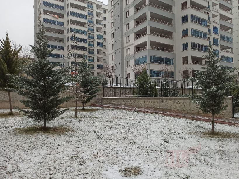 Ankara'da kar yağışı etkili oldu galerisi resim 5