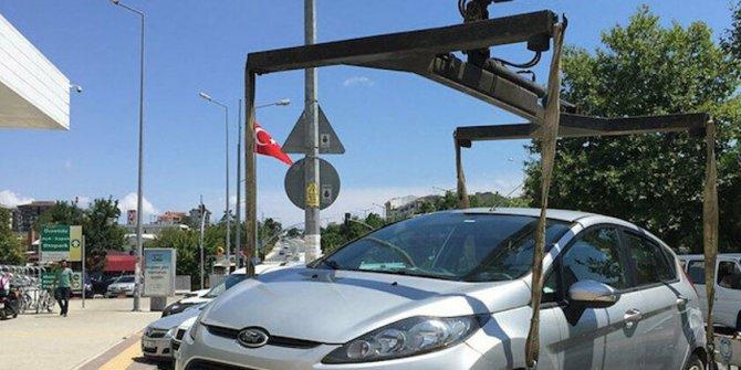 İçişleri Bakanlığından 81 ile genelge: Park yasağına uymayan araçlar parka çekilmeyecek
