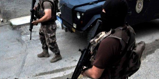 Ankara'da firari terör örgütü şüphelisi yakalandı