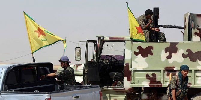 Terör örgütü YPG/PKK, ABD ve Rusya'nın taahhüdüne rağmen güvenli bölgeden çıkmadı