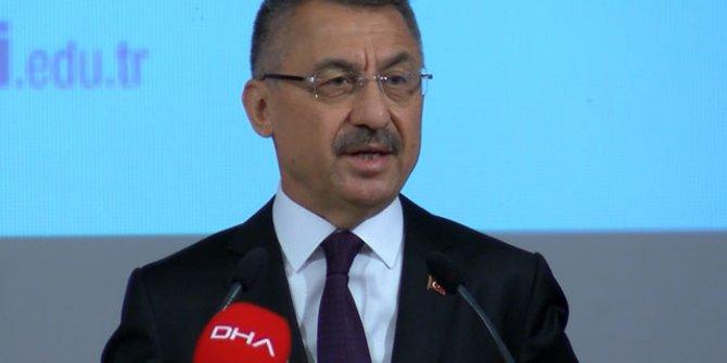 Oktay'dan Kanal İstanbul açıklaması