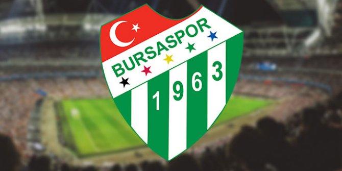 Bursaspor'da destek gecesi iptal edildi