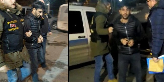 Ankara'da öldürdü Eskişehir'de yakalandı