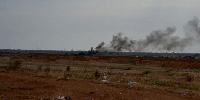 Kerkük'teki askeri üsse saldırı: Ölü ve yaralılar var