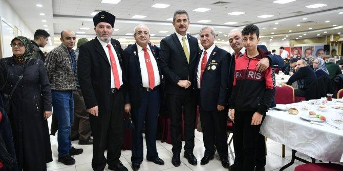 Mamak Belediye Başkanı Murat Köse şehit yakını ve gazileri ağırladı