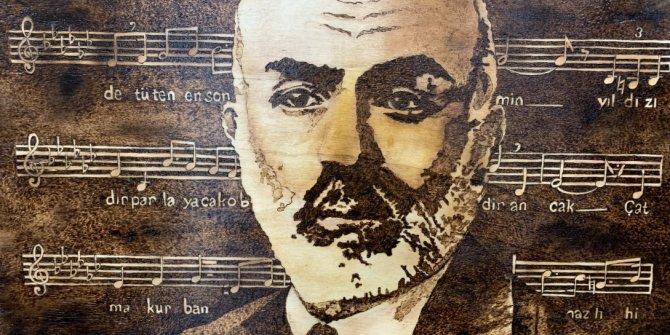 İstiklâl şairimiz Mehmet Âkif Ersoy, ölümünün 83.yılında minnetle anıldı