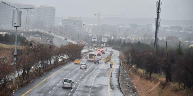 Bilkent İhsan Doğramacı Bulvarı trafiğe açıldı