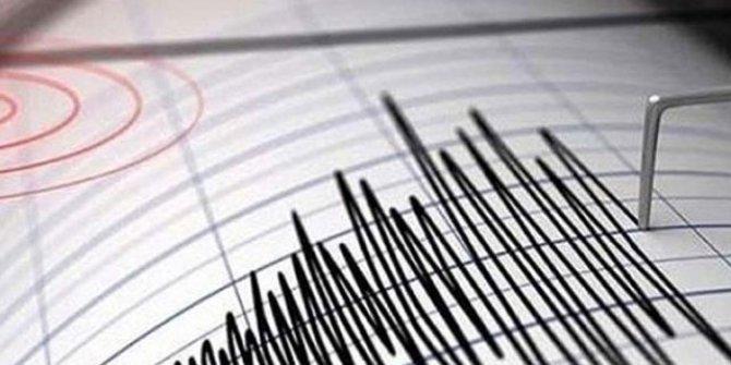 Bulgaristan'da 4.7 büyüklüğünde deprem