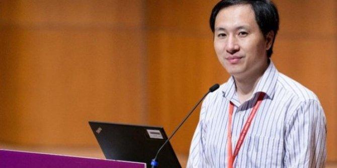 Çin'de bebeklerin genetiğini değiştiren doktora ceza