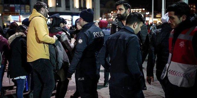 Ankara'da yılbaşı seferberliği