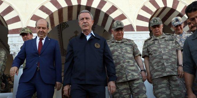 Bakan Akar'dan Libya tezkeresi açıklaması: Hazırlıklar neyse yapıyoruz