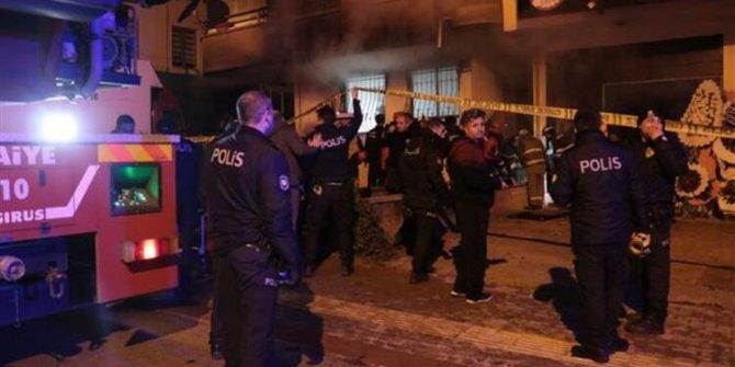 Ankara'da yangın faciası: Ölü ve yaralılar var