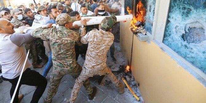 Bağdat travması: 16 yıldır Irak işgalini sürdüren ABD, Bağdat'ta bu kez baskın yedi