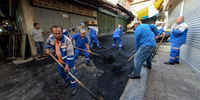 Altındağ'ın yeni yolları yatırımlara yol açılıyor