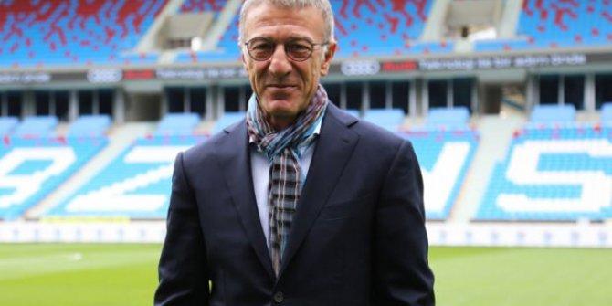 Ağaoğlu açıkladı: Trabzonspor yıldız ismi yarın KAP'a bildirecek