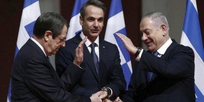 Ankara'dan EastMed anlaşmasına tepki